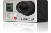 GoPro Hero 3 Plus Silver Image