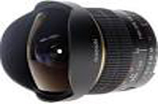 Fish Eye Lens Image